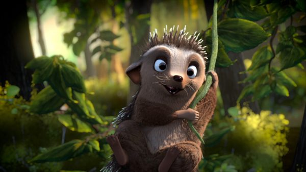 Hedgehog Latte